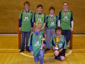 Ely 2010 Jubilee Cup Winners