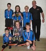 Ely 2012 Jubilee Cup Winners