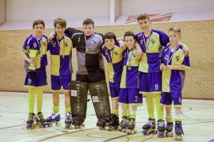 HBU 2014 Jubilee Cup Winners