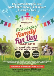 Bedford Griffins Family FunDay 2018